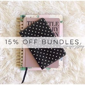 15% off bundles • accepting offers